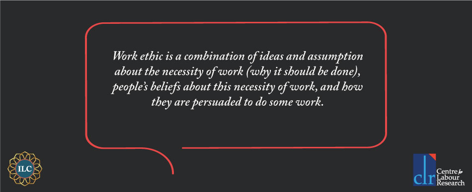 Work Ethic and Islam